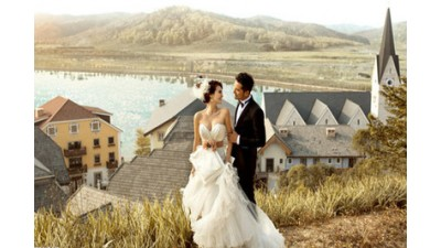 拍摄婚纱摄影怎么掩藏自已的不足之处?
