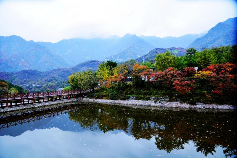 金祖山诗画摄影,靳新国(笑琰)摄影作品