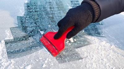 挡风玻璃除冰成为过去 新型防冻材料诞生