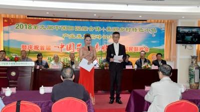 2018第九届中国田园综合体+美丽乡村特色小镇产业发展高峰论坛在京召开