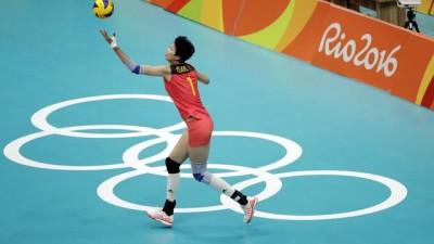 女排世锦赛倒计时1天,中国女排人物系列之魔音少女