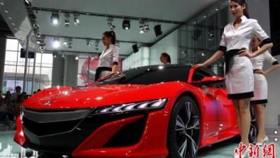 因燃油泄漏等风险 广汽本田召回11辆进口讴歌NSX汽车