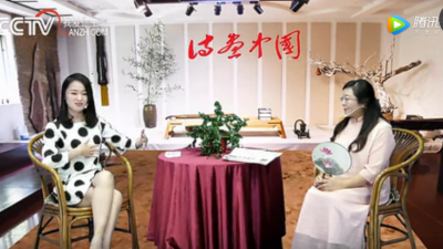 《诗画中国》李月的诗意人生