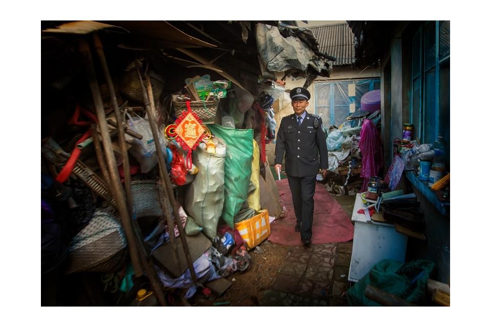 全国公安摄影家协会摄影研讨会作品赏析---崔伦君