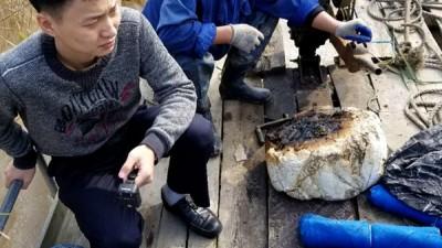 长航上海警方破获一起破坏长江生态环境案件
