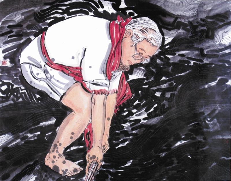 """""""造神入理,回得天意梁""""――振康画展在新加坡河畔艺术之家隆重举行"""