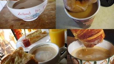 """""""法国的早餐吃到我性冷淡"""""""