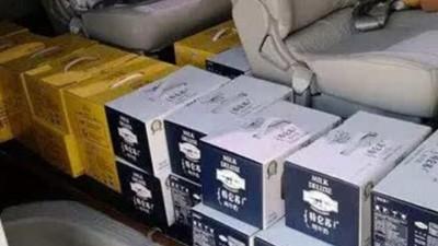 私家车后备箱放牛奶被罚,车主:不能买牛奶,还是不能用车拉?
