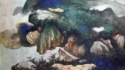 五位国画大师笔下的巴山蜀水,美得像诗