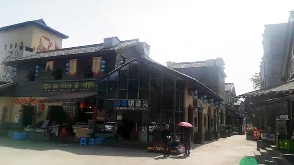 世界之最旅游之窗 鬼城一一重庆丰都古城名杨天下