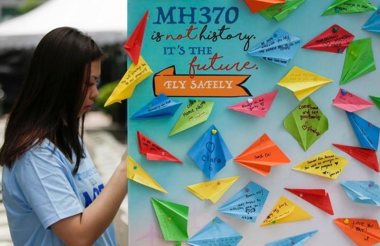 纪念马航MH370失联五周年