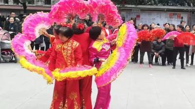 重庆市丰都县老体协庆祝''三八妇女节''文艺演出