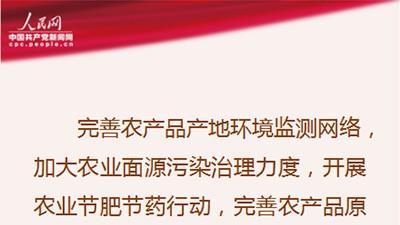 """习近平在河南代表团谈""""三农"""":让老百姓吃上安全放心的农产品"""