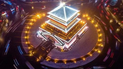 比一比陕西那个城市最美你最喜欢!