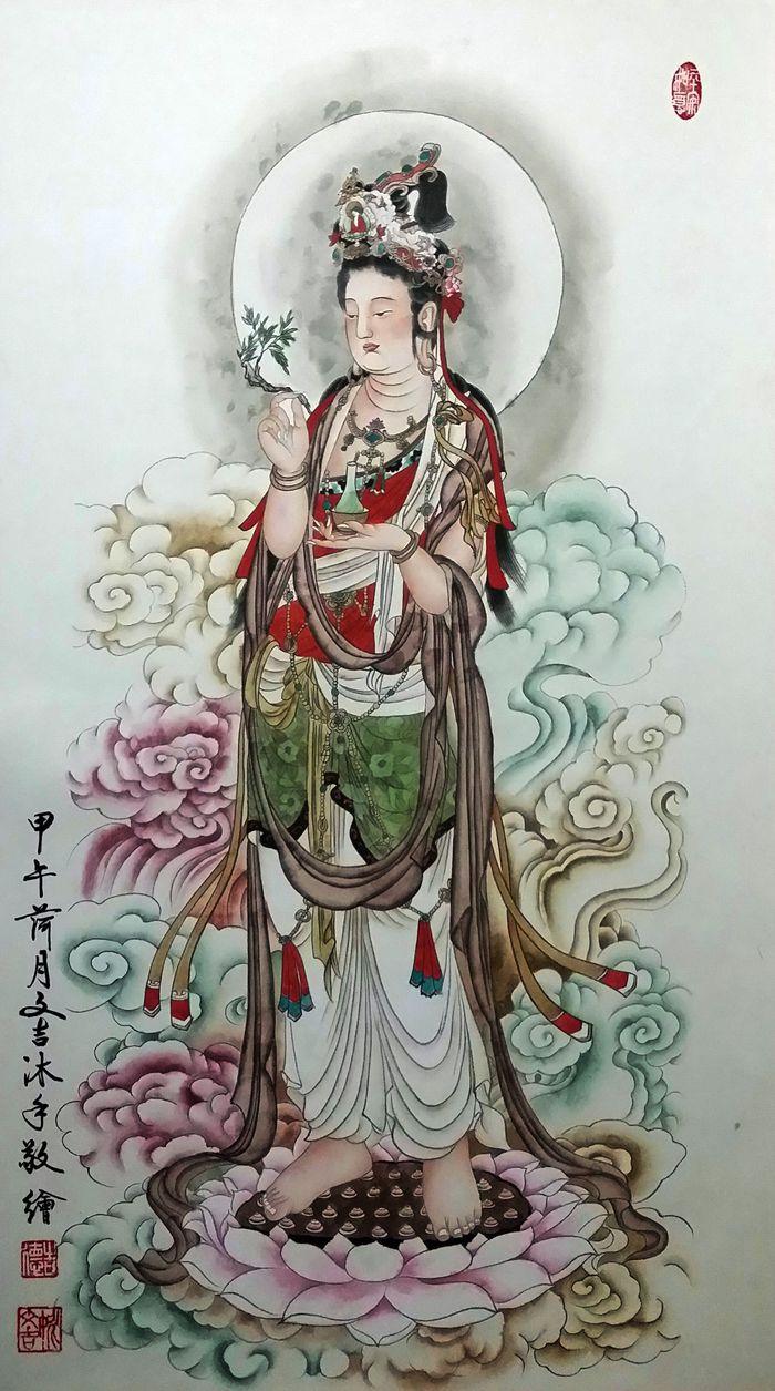 姚文吉先生的内画艺术及书画人生