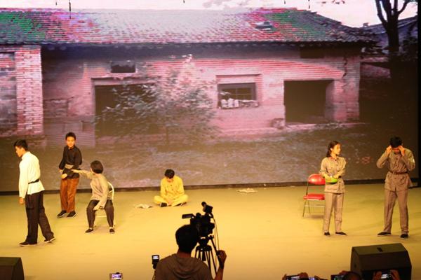 第二届北京中学生戏剧节在京上演:精彩演绎青春戏剧盛宴