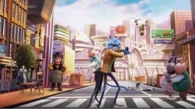 爱奇艺影业出品动画电影《动物特工局》入围第二十二届上海国际电影节金爵奖