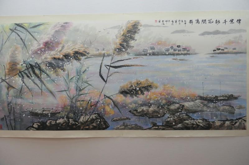 伟业千秋颂--张云海师生书画作品展暨收徒仪式在北京隆重举行