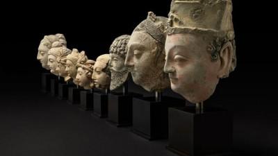 大英博物馆将归还从阿富汗走私的一批佛头文物