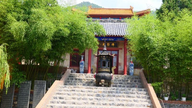 千年古刹——淄博竹林寺 释仁证大和尚