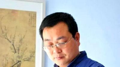 王宏方:书画与易经结合可悟出人生真谛