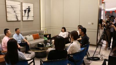 用心筑造美好生活 ———专访华盛集团总裁丁长亮先生