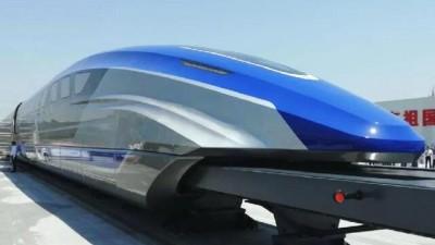 """时速600公里""""超级列车""""或落地湖北"""