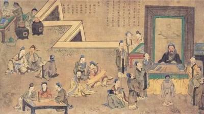 84年前 鲁迅用日文这样写孔子