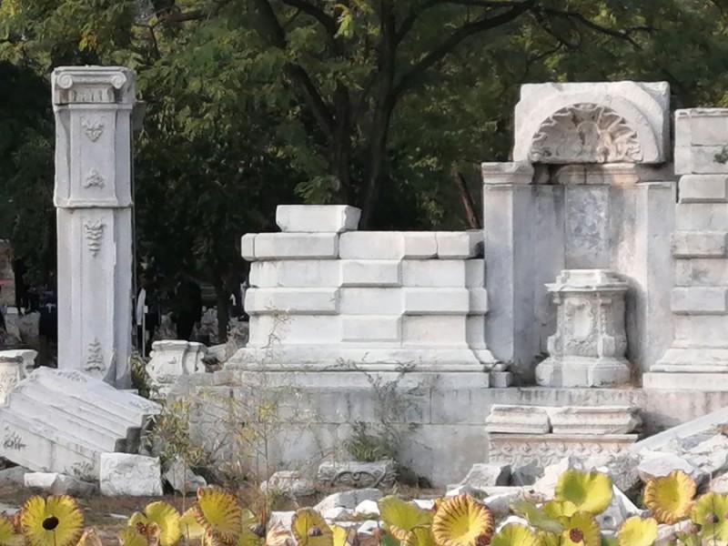 圆明园将迎来罹难159周年纪念日
