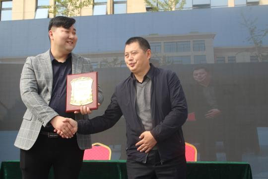 中牟县2019全国扶贫日系列活动暨特色农俗产品展销会启动