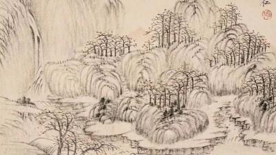 """中国画,是""""写""""出来的"""
