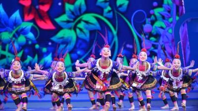 2019中国·西安青少年艺术节开幕