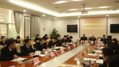 湖北省人民检察院汉江分院开展全省首次看守所交叉巡回检察