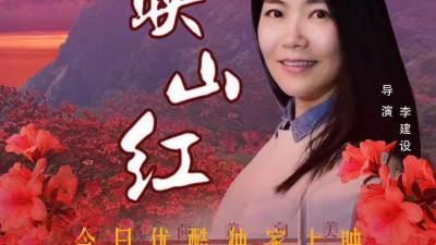 蚌埠作家李建设作品《映山红》电影登录优酷院线