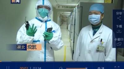 """战""""疫""""最前线:记者揭秘核酸检测实验室"""