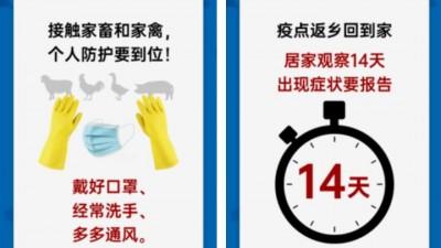 所有返京人员到京后均应观察14天