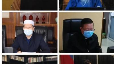宗教领域疫情防控工作如何抓实抓细?权威要求来了!