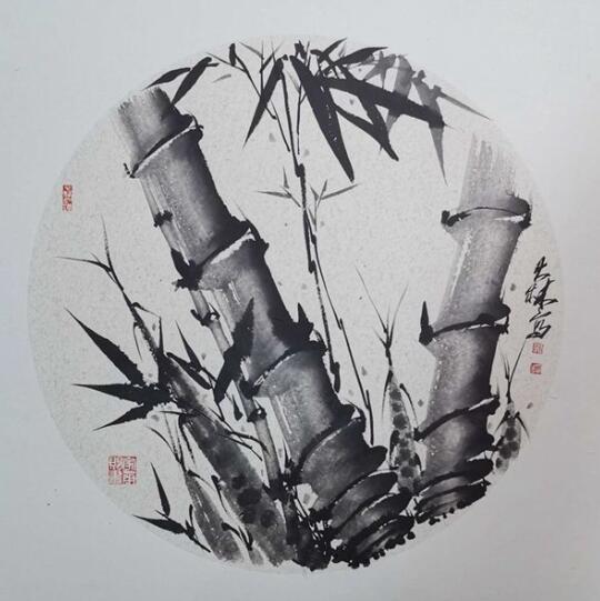 竹海山人----张大林