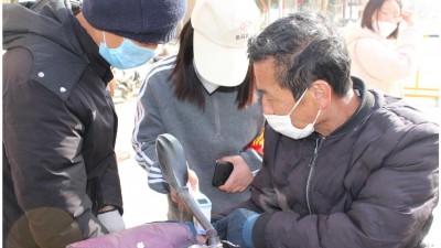 山西临汾市尧都区贾得乡贾得村抗击疫情纪实影像