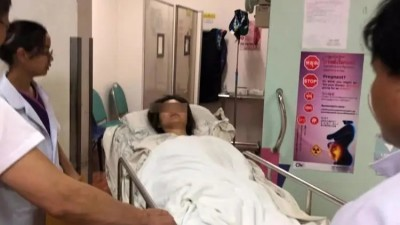 丈夫被判终身监禁当庭上诉 泰国坠崖孕妇:恨透他了,胎儿已引产