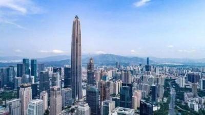 最新全国城市房产估值排名:深圳只排第二