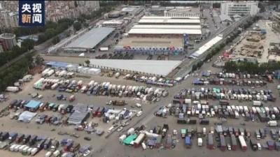 封闭10余天后北京新发地市场怎样了?直击核心区域