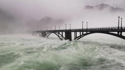 24张对比图!这是泄洪前后的新安江城区 航拍画面让人痛心