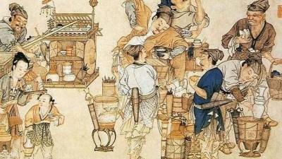 1977年出土的战国墓,揭开古代避暑神器,原来古人几千年前就喝冰镇美酒