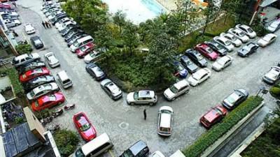 明晰了!小区停车位权属这样界定