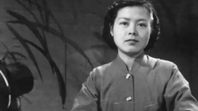 中国第一代播音员沈力去世,她60岁还主持《夕阳红》