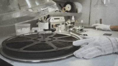 电影修复师:每天点击鼠标20万次,修图5000张