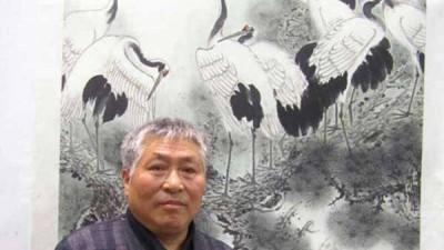 书画家朱祖义——植根传统 弘扬国粹