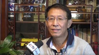 视频专访书法家高沈庭