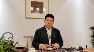 滕昀—中国香文化践行者